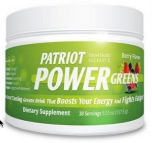 Patriot Power Greens