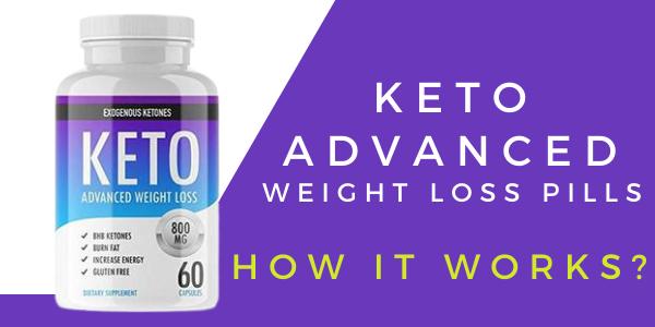 purefit keto advanced weight loss supplement