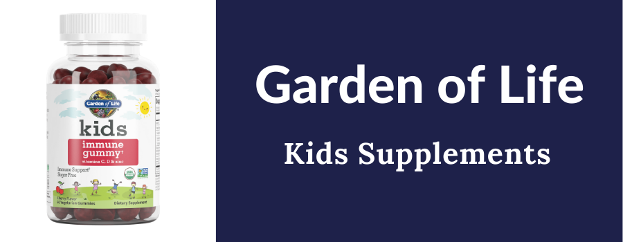 garden of life probiotic kids