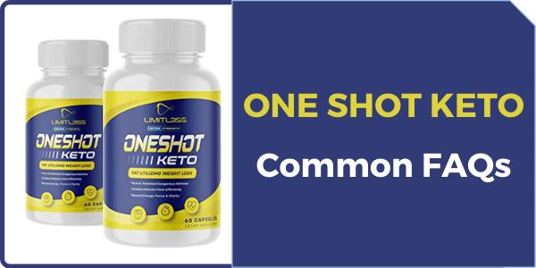 is one shot keto safe