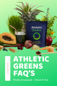 Athletic. Greens