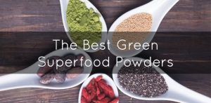best organic green superfood powder