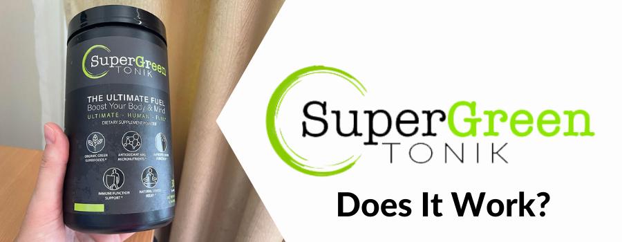 supergreen tonik vs athletic greens