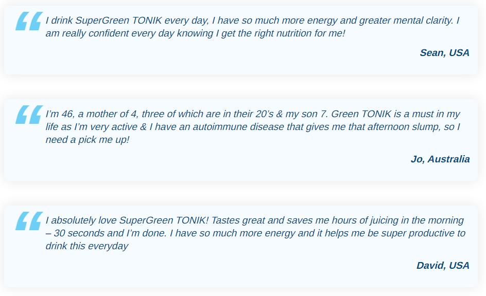 supergreen tonik reddit australia