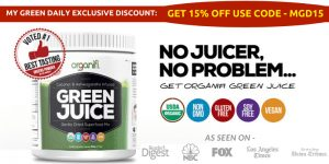 Organifi - Best Value Green Superfood Poder