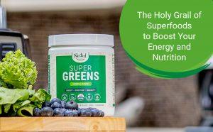 Nested Naturals SuperGreens Powder