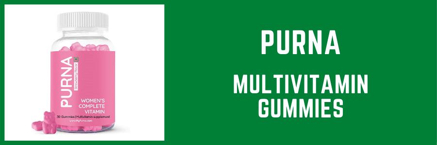 Purna Multivitamin Gummies