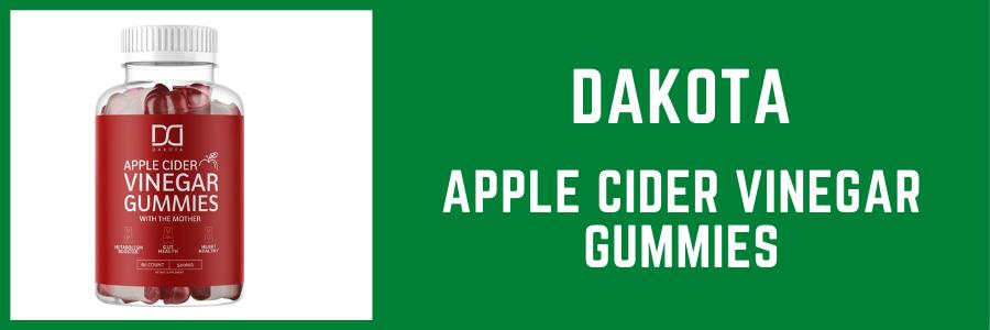 Dakota Apple Cider Vinegar Gummies