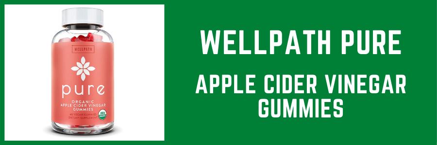 WellPath Pure Apple Cider Vinegar Gummies