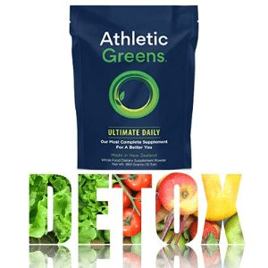 Best Green Powder Supplement For Detox & Gut Health