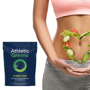 Athletic Greens Best Green Powder Supplement For Digestion
