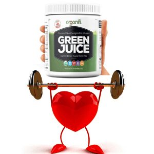 Organifi Best Green Powder Supplement For Heart Health