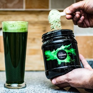Best Tasting Green Powder Supplement