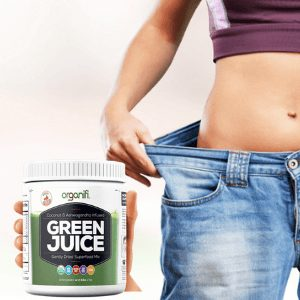 Best Green Powder Supplement For Weight Loss - Organifi