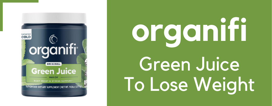 organifi weight loss