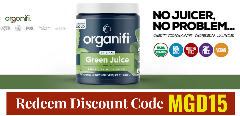 organifi green juice are good for gut health
